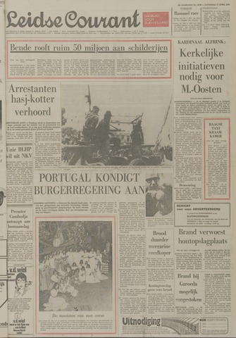 Leidse Courant 1974-04-27