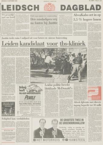 Leidsch Dagblad 1990-10-16