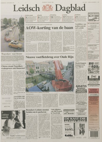 Leidsch Dagblad 1994-09-01