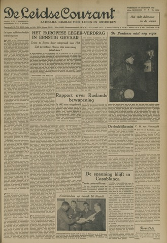 Leidse Courant 1952-12-10
