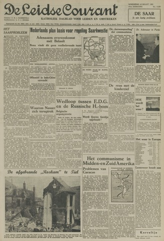 Leidse Courant 1954-03-10