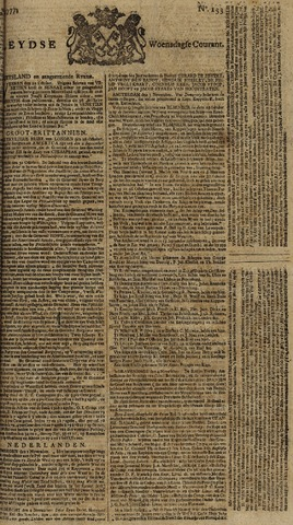 Leydse Courant 1777-11-05