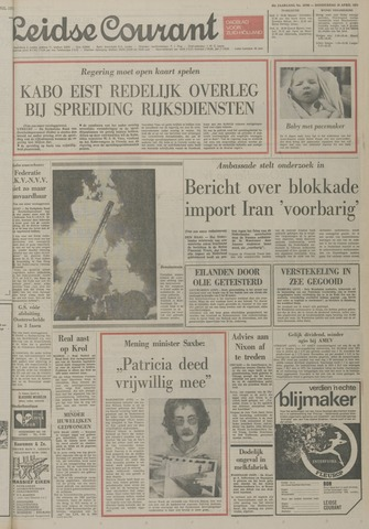 Leidse Courant 1974-04-18