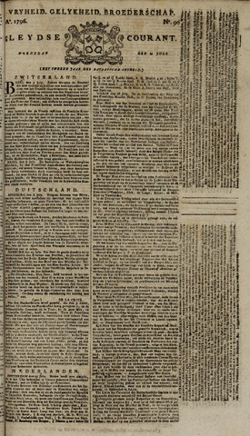 Leydse Courant 1796-07-27