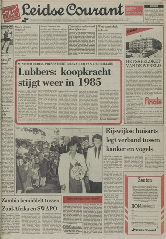 Leidse Courant 1984-05-12