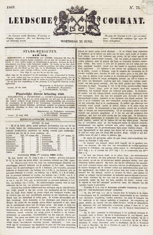 Leydse Courant 1869-06-23
