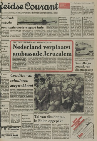 Leidse Courant 1980-08-21
