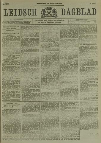 Leidsch Dagblad 1909-09-06