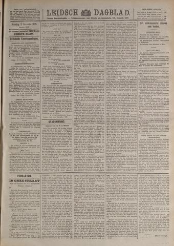 Leidsch Dagblad 1920-11-15