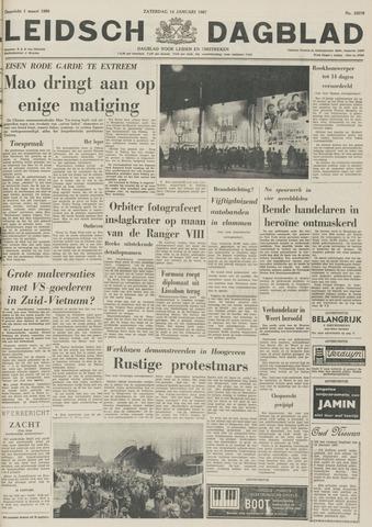 Leidsch Dagblad 1967-01-14
