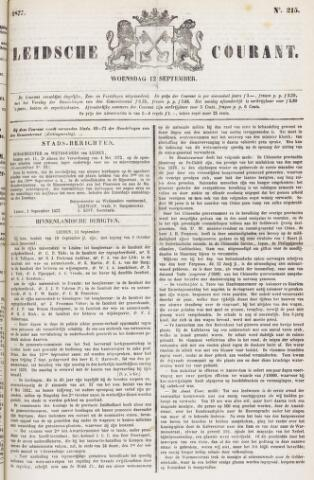 Leydse Courant 1877-09-12