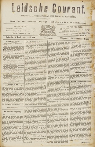 Leydse Courant 1889-06-01