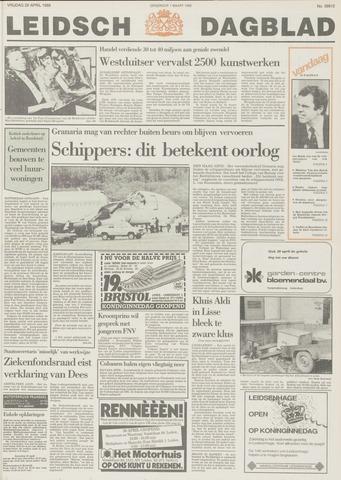 Leidsch Dagblad 1988-04-29