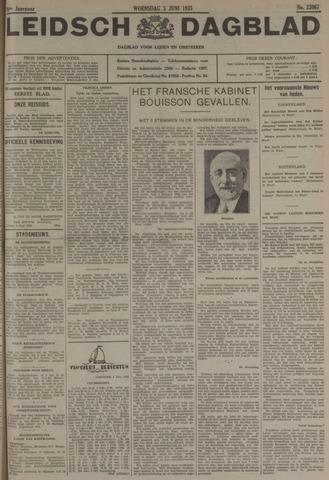 Leidsch Dagblad 1935-06-05
