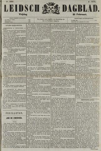 Leidsch Dagblad 1873-02-21