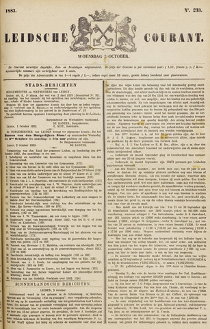 Leydse Courant 1883-10-03