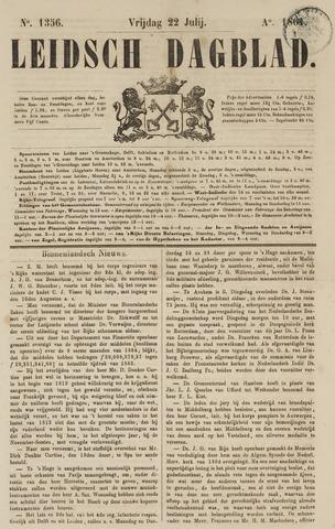 Leidsch Dagblad 1864-07-22