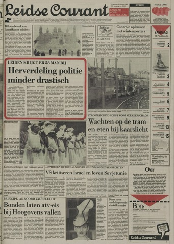 Leidse Courant 1989-02-08