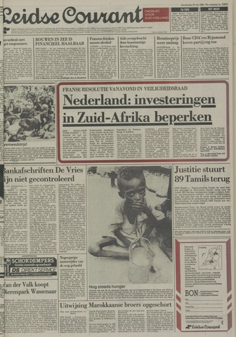 Leidse Courant 1985-07-25