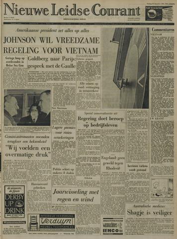 Nieuwe Leidsche Courant 1965-12-31