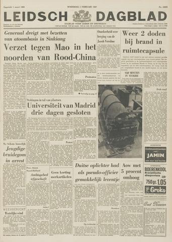 Leidsch Dagblad 1967-02-01
