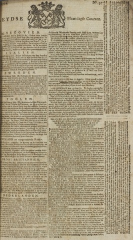 Leydse Courant 1770-08-13
