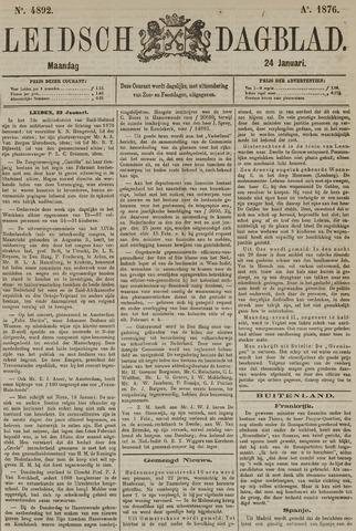 Leidsch Dagblad 1876-01-24