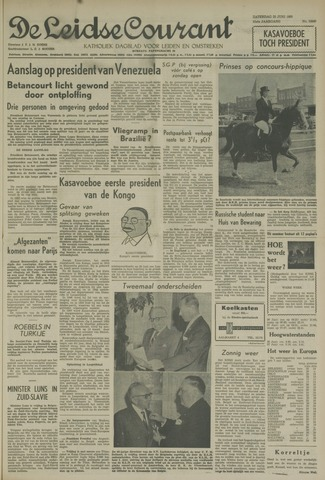 Leidse Courant 1960-06-25