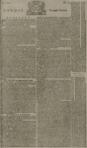 Leydse Courant 1749-10-10