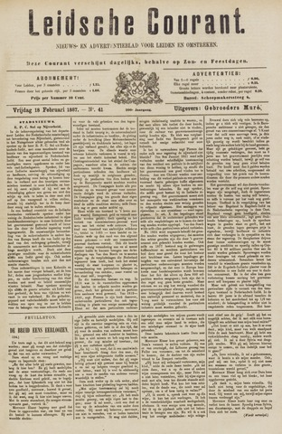 Leydse Courant 1887-02-18
