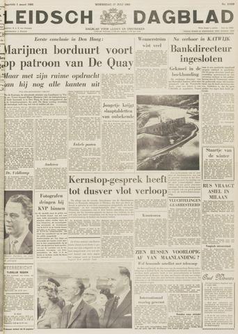 Leidsch Dagblad 1963-07-17