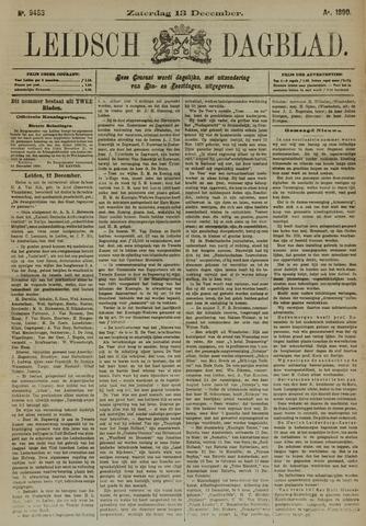 Leidsch Dagblad 1890-12-13