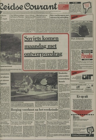 Leidse Courant 1987-04-25