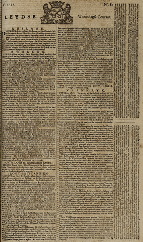 Leydse Courant 1751-07-07