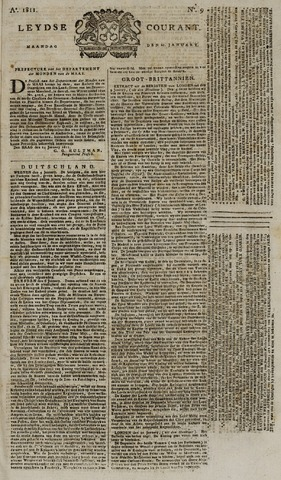 Leydse Courant 1811-01-21