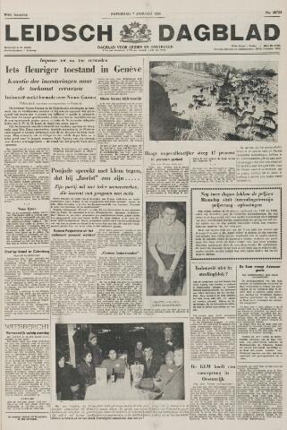 Leidsch Dagblad 1956-01-07