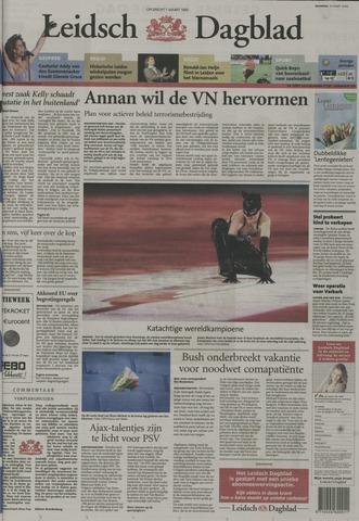 Leidsch Dagblad 2005-03-21