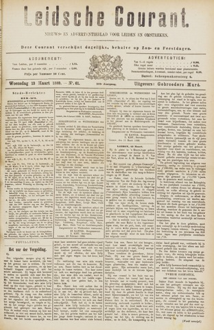 Leydse Courant 1889-03-13