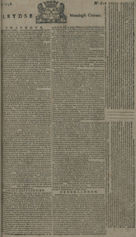 Leydse Courant 1748-05-20