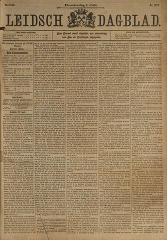 Leidsch Dagblad 1897-07-01