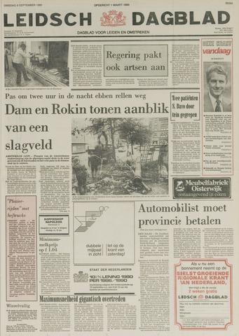 Leidsch Dagblad 1980-09-09