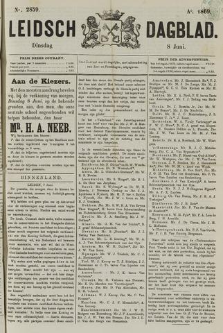 Leidsch Dagblad 1869-06-08