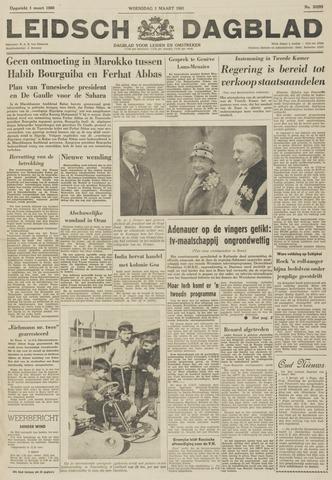 Leidsch Dagblad 1961-03-01