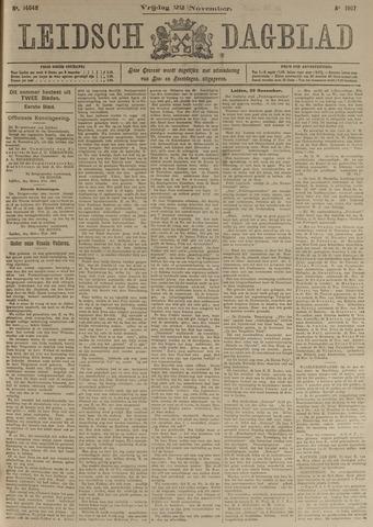 Leidsch Dagblad 1907-11-22