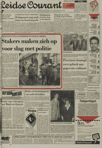 Leidse Courant 1988-08-23