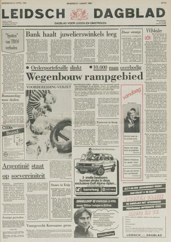 Leidsch Dagblad 1982-04-21