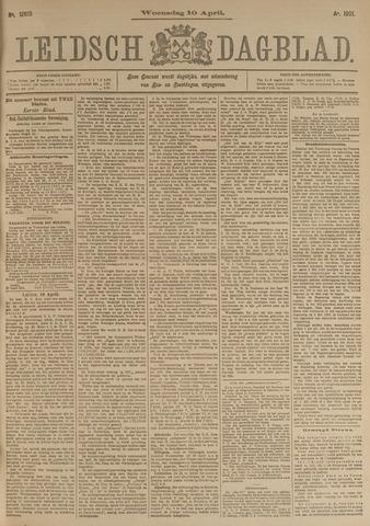 Leidsch Dagblad 1901-04-10