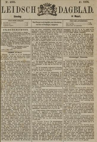 Leidsch Dagblad 1876-03-14
