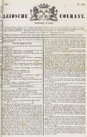 Leydse Courant 1871-07-19