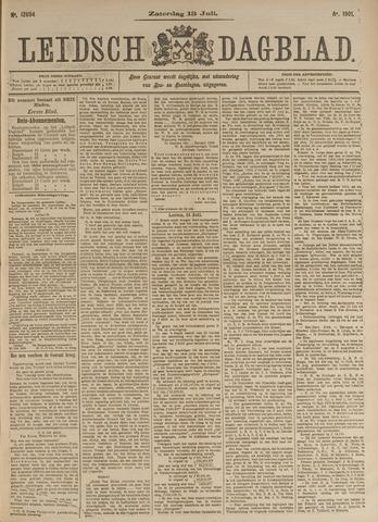 Leidsch Dagblad 1901-07-13